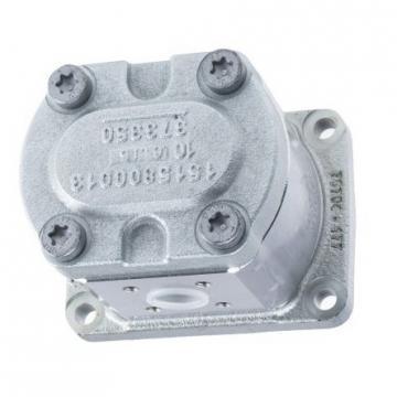 Rexroth Idraulico Pala Pompa, Pv7-20/20-20ra01ma0-10 W/2.2/2.8 Kw 230 / 460v