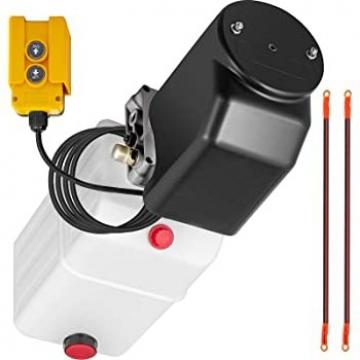 Rimorchio Idraulico in Metallo Modello per LESU con cassone ribaltabile pompa valvola ESC Elettronico di sollevamento