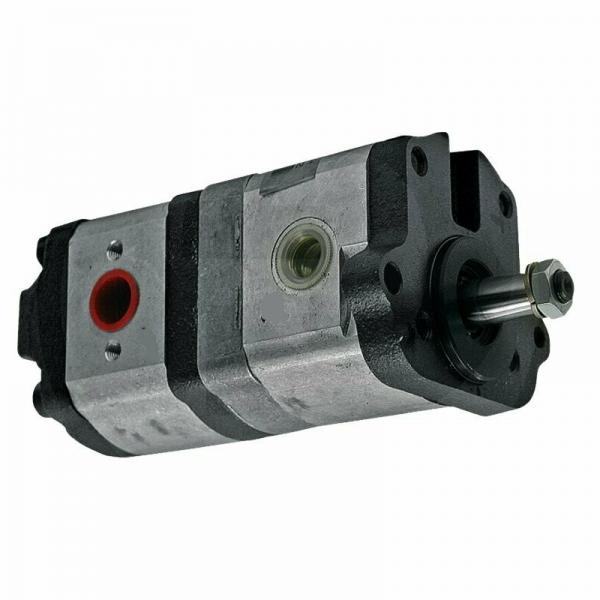 Hydraulic power pack for log splitter - Product_23